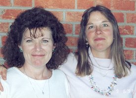 Stephanie and Roberta